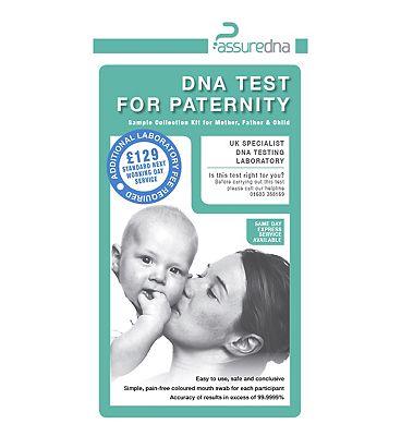 Assuredna DNA Test for Paternity