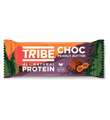 Tribe Natural Protein Bar Chocolate Peanut Butter - 50g