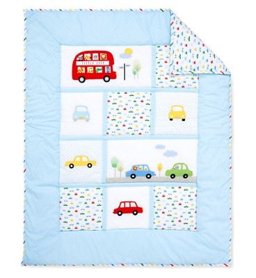 Mothercare on the road quilt