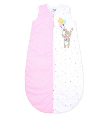 Mothercare confetti party sleeping bag 6-18m 2.5