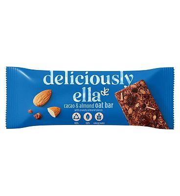 Deliciously Ella Cacao & Almond Oat Bar 50g
