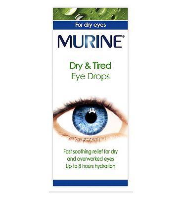 Murine Dry & Tired Eye Drops 15ml