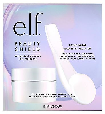 e.l.f. Beauty Shield Recharging Magnetic Mask Kit