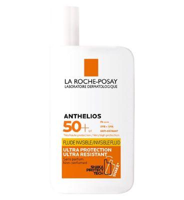 La Roche-Posay Anthelios Ultra-Light Facial Sun Cream SPF50