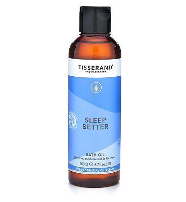 Tisserand Aromatherapy Sleep Better Bath Oil - 200ml