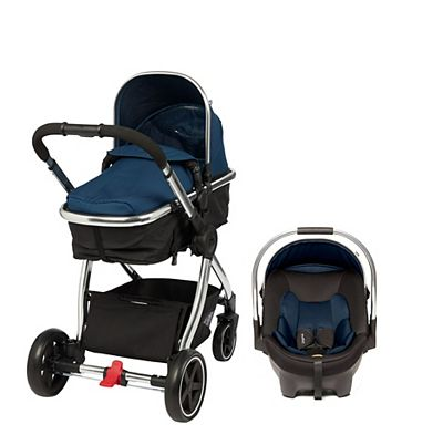 Mothercare Journey 4 Wheel Travel System
