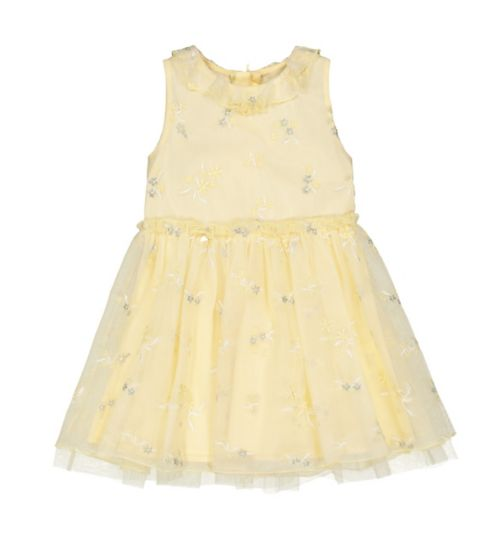 Clothing, Shoes & Accessories Girls' Clothing (newborn-5t) Motivated Baby Girl Dress 9-12 Mth Party Christening Bridesmaid Red Flowers Mini Club