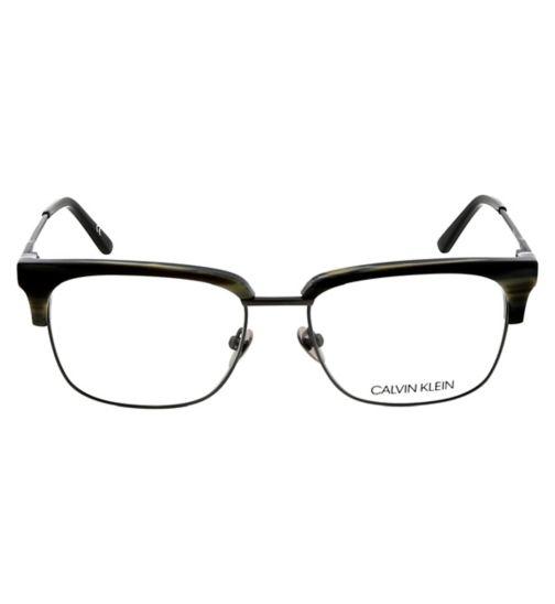 38594312d3 Calvin Klein CK18124 Mens Glasses - Gunmetal