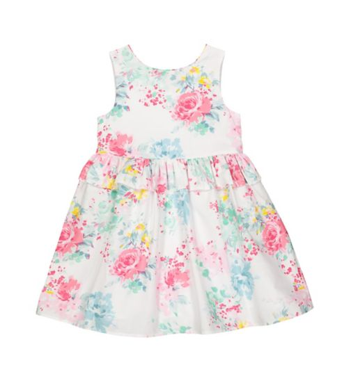 14ab62c81 Mini Club All Dressed Up Floral Dress