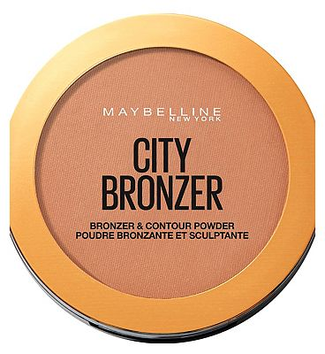 Mayb City Bronze bronzer Deep Cool