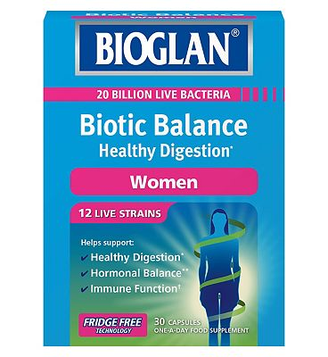 Bioglan Biotic Balance Women - 30 Capsules