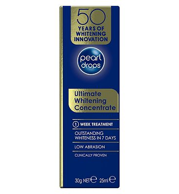 Pearl Drops Ultimate Whitening Concentrate 25ml