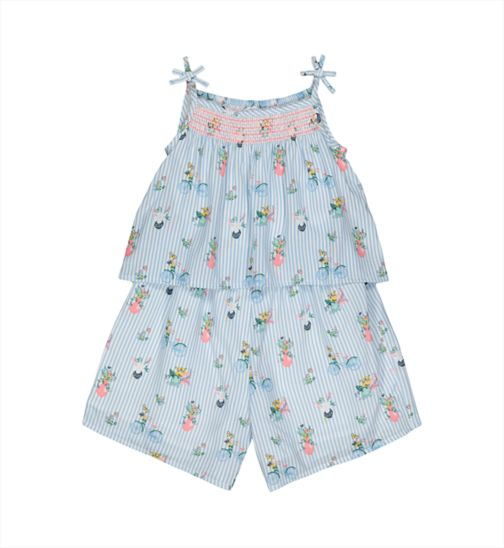 Clothing, Shoes & Accessories Girls' Clothing (newborn-5t) Active Baby Girls Playsuit Coral Size Up To 1 Mths Old High Resilience