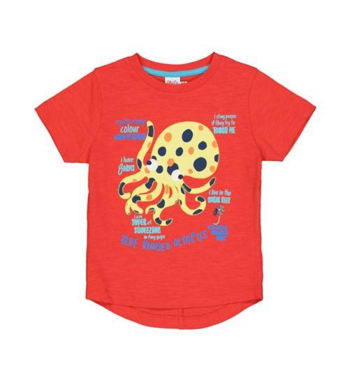 cba34187169 Mini Club Octopus Tee