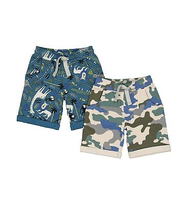 mini club 2 pack shorts