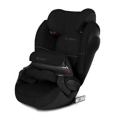 Cybex Pallas M-Fix Car Seat – Pure Black