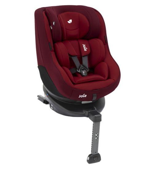 Joie Spin 360 0+/1Car Seat - Merlot