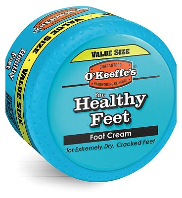OKeeffe's Healthy Feet Foot Cream - 180g