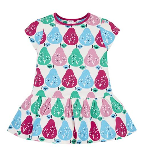 0f4d7675f06 Mini Club Pear Print Tunic Dress