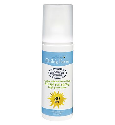Childs Farm SPF30 Sun Spray 125ml