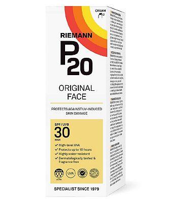 Riemann P20 Face Sun Cream SPF 30 50g