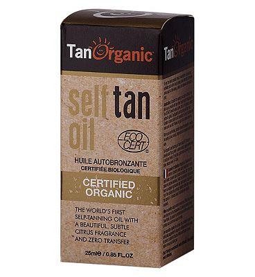 Tanorganic Self Tanning Oil 25ml
