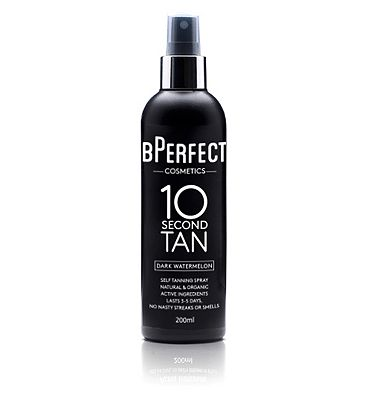 BPerfect 10 Second Tan - Dark Watermelon - Liquid 200ml