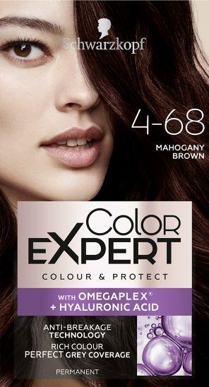 7cf689692b Schwarzkopf Color Expert Mahogany Brown 4.68 Hair Dye
