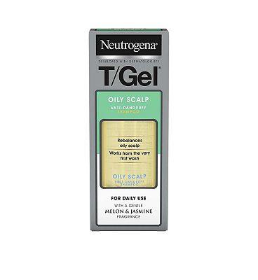 Neutrogena T-Gel Oily Scalp Shampoo 250ml