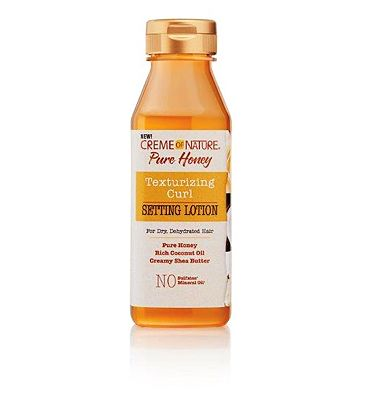 Crme of Nature Pure Honey Texturizing Curl Setting Lotion