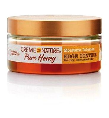 Crme of Nature Pure Honey Moisturizing Moisture Infusion Edge Control
