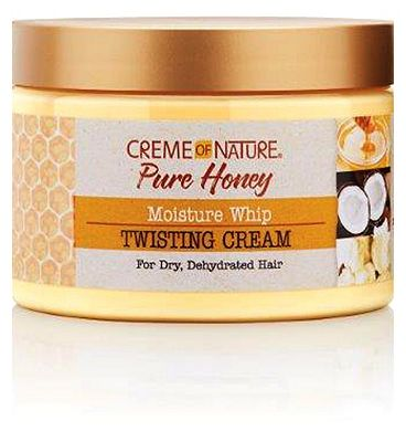 Crme of Nature Pure Honey Moisturizing Moisture Whip Twisting Cream
