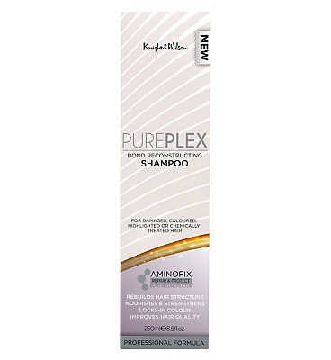 Knight and Wilson Pureplex Bond Reconstructing Shampoo 250ml