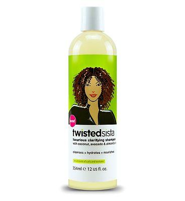 Twisted Sista Luxurious Clarifying Shampoo 354ml