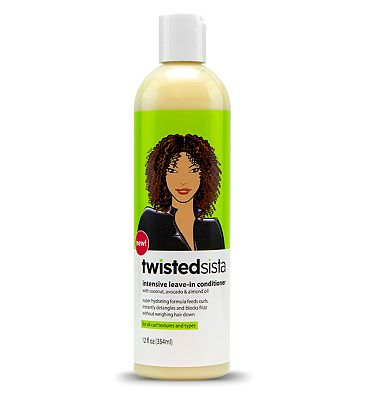 Twisted Sista Intensive Leave In Conditioner 354ml