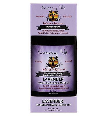 Sunny Isle Lavender Jamaican Black Castor Oil 113ml