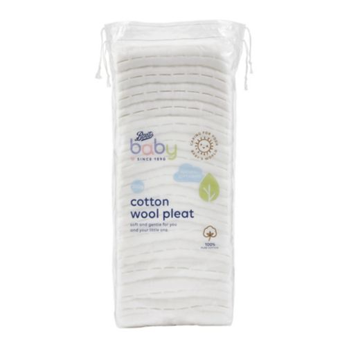 Boots Basic Cotton Wool Balls 1 x 100 Pack