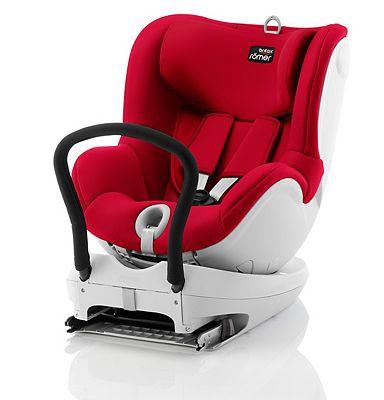 Britax Romer Dualfix Car Seat – Flame Red