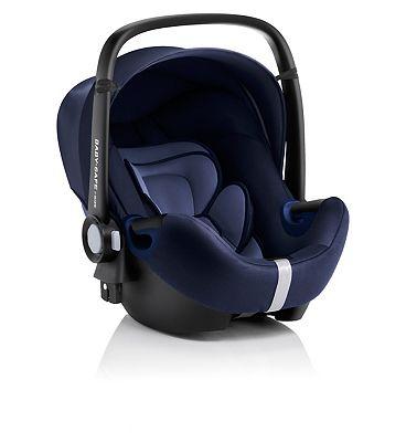 Britax Römer Baby-Safe I-Size Car Seat – Moonlight Blue