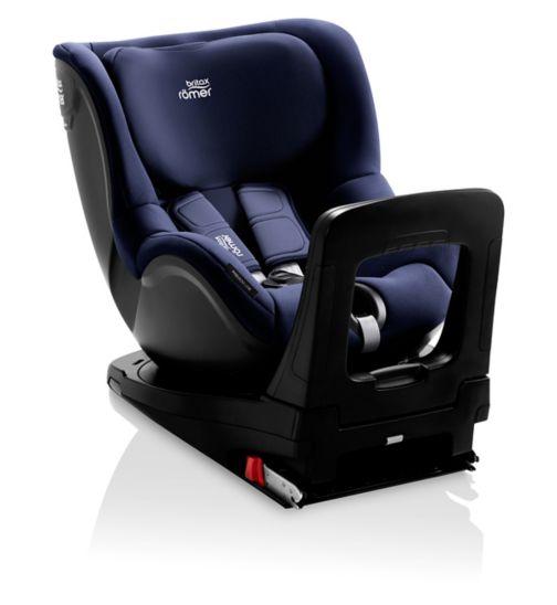 Britax Römer DUALFIX M i-SIZE car seat - Moonlight Blue