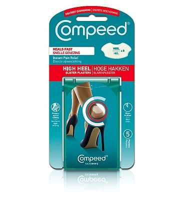 Compeed high heel blister plasters 5s
