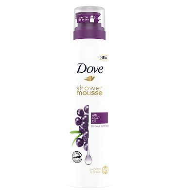 Dove Acai Oil Shower Mouse 200ml