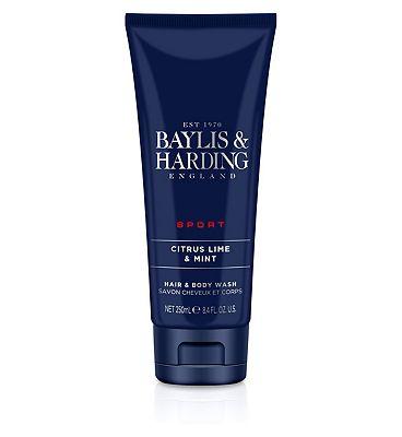 Baylis & Harding Citrus Lime and Mint Hair & Body Wash 250ml