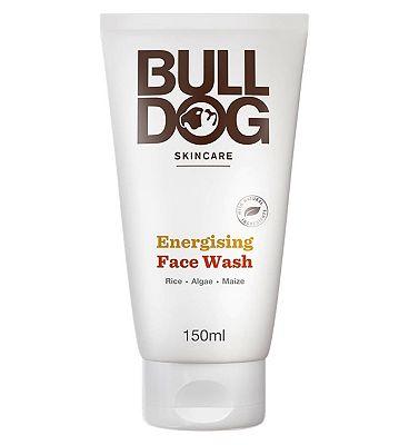 Bulldog Energising Face Wash 150ml