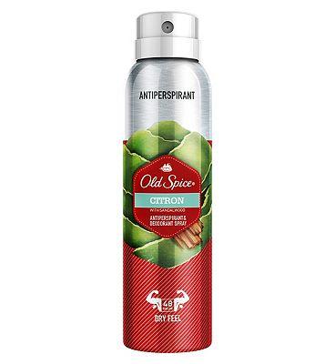 Old Spice Citron Body Spray 150ml