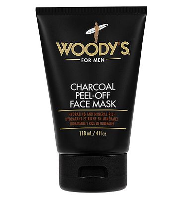Woody's Charcoal Peel Off Face Mask 118ml