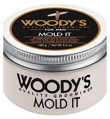 Woody's Mold It Hair Paste 100g