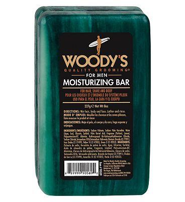 Woody's Moisturising Bar 227g