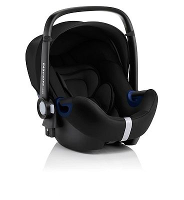 Britax Roemer Baby-Safe i-Size Car Seat – Cosmos Black