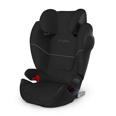 Cybex Solution M Fix SL Car Seat – Pure Black